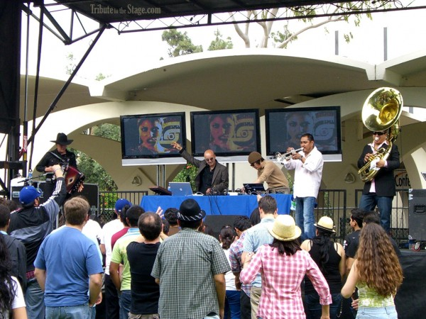 Nortec Collective at Spring Splash 2009 at UC Riverside