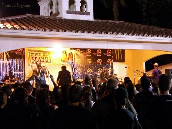Free concert by Ozomatli at Veteran's Park in Indio