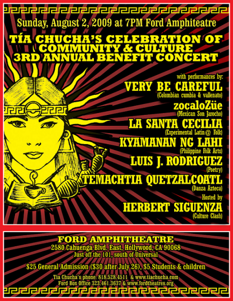 Tia chucha's celebration of community and culture