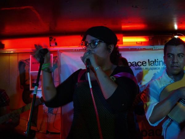 santa-cecilia los angeles, En Tu Cuidad Tour 2009, Remezcla