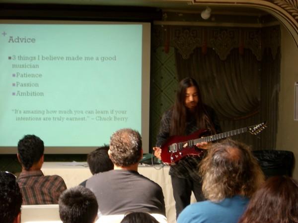 escuela de rock-alborde 08/07/09