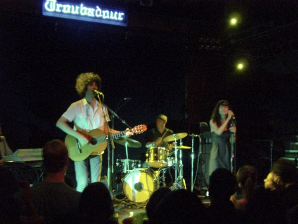 Federico Aubele Live at the Troubador in Los Angeles