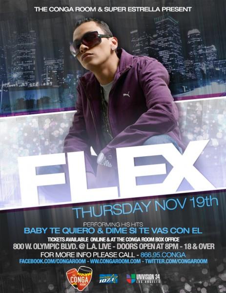 FLEX(18+)
